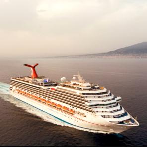 Carnival cruise ship Liberty