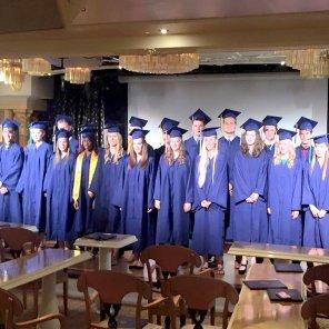 2016 Capstone Cruise Graduates