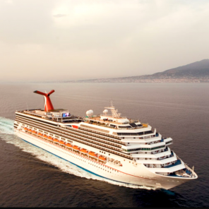 Carnival cruise ship Liberty