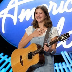 Camryn Smith on American Idol